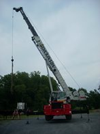 Rough Terrain Cranes-Link-Belt RTC8050 50 Ton