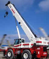 Rough Terrain Cranes-Link-Belt RTC 8075 75 Ton
